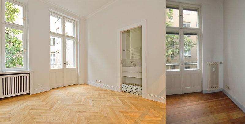 altbausanierung berlin gesa vertes innenarchitektur lichtplanung. Black Bedroom Furniture Sets. Home Design Ideas